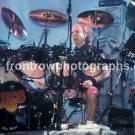 "Yes Drummer Alan White 8""x10"" Color Concert Photo"
