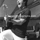"""Little Feat Guitarist Craig Fuller 8""""x10"""" BW Concert Photo"""