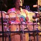 "Little Feat Percussionist Sam Clayton 8""x10"" Color Concert Photo"