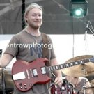 "Guitarist Derek Trucks 8""x10"" Color Concert Photo"