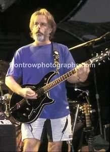 "Grateful Dead Bob Weir 8""x10"" Color Concert Photo"