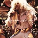 "Twisted Sister Dee Snyder 8""x10"" Color Concert Photo"