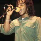 """Ziggy Marley (Young) 8x10 """"Live"""" Concert Photo"""