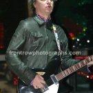 """REM Guitarist Peter Buck 8""""x10"""" Color Concert Photo"""