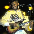 "Living Colour Guitarist Vernon Reid 8""x10"" Color Concert Photo"