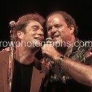 """Huey Lewis & Chris Berman 8""""x10"""" Color Concert Photo"""