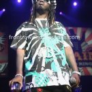 "T-Pain Faheem Rasheed Najm 8""x10"" Color Concert Photo"
