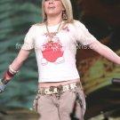 "Singer Hillary Duff 8""x10"" Color Concert Photograph"