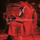 "John Lee Hooker Collectors 8""x10"" Color Photograph"