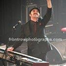 "The Hold Steady Franz Nicolay 8""x10"" Concert Photo"