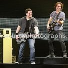 "Wolfgang & Eddie Van Halen 8""x10"" Color Concert Photo"