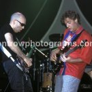 "Joe Satriani and Stu Hamm 8""x10"" Color Concert Photo"