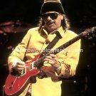 "Carlos Santana 8""x10"" Color Concert Photo"