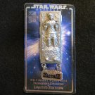 2010 Annual Passholder Star Wars Han Solo Carbonite Pin