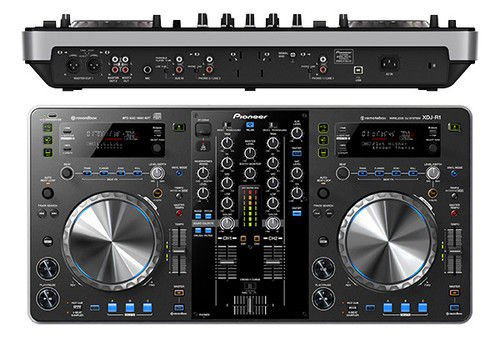 pioneer xdj r1 all in one wireless dj controller. Black Bedroom Furniture Sets. Home Design Ideas