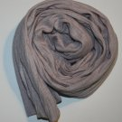 Alirina Charm Long Crinkled Women's Scarf - Tan