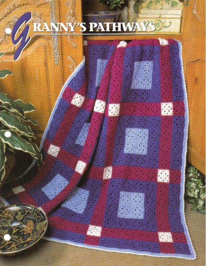 Annie�s Attic Q & A Club~ Granny's Pathways~ Free Shipping