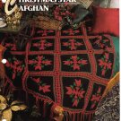 Annie's Attic Q & A Club~ Christmas Star Afghan~ Free Shipping