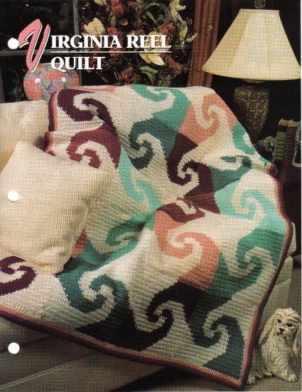 Annie�s Attic Q & A Club~ Virginia Reel Quilt~ Free Shipping