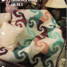 Annie's Attic Q & A Club~ Virginia Reel Quilt~ Free Shipping
