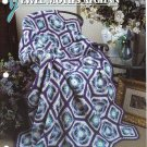 Annie's Attic Q & A Club~ Jewel Motifs Afghan~ Free Shipping