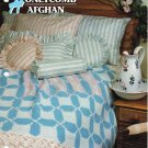 Annie's Attic Q & A Club~ Honeycomb Afghan~ Free Shipping