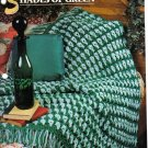 Annie's Attic Q & A Club~ Shades Of Green~ Free Shipping