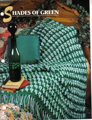 Annie�s Attic Q & A Club~ Shades Of Green~ Free Shipping