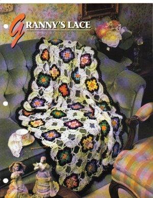 Annie�s Attic Q & A Club~ Granny's Lace~ Free Shipping