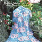 Needlecraft Shop~ Afghan Collector's Series~Garden Patch~ Free Shipping