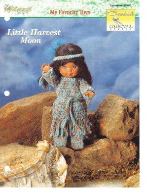 Needlecraft Shop~ Crochet Colector's Series~ Little Harvest Moon~ Free Shipping