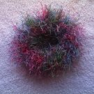 Ponytail Hair Scrunchie~ Tropical~ Free Shipping