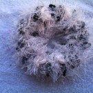 Ponytail Hair Scrunchie~ Bunny~ Free Shipping