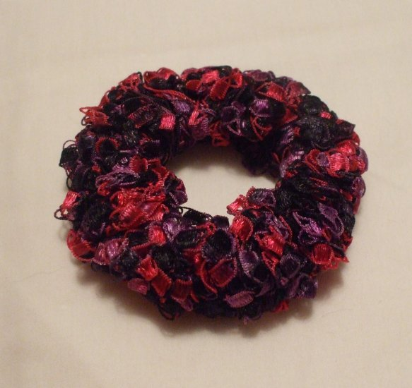 Ponytail Hair Scrunchie~ Multi~ Free Shipping
