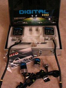 DIGITAL 55 watt HID conversion kit