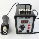 ATTEN AT 858D+ Hot Air Rework Station Hot Air Blower Hot Air Gun Heat Gun