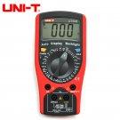 UNIT-T UT50B LCD Handheld Precision Digital Multimeters DC AC Ohm Temperature DMM Tester