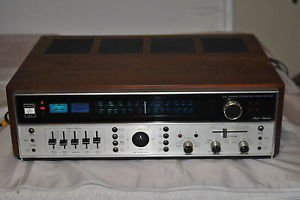 Fisher 504 Wide Surround  Quadraphonic Receiver for fix/restore/project #S3