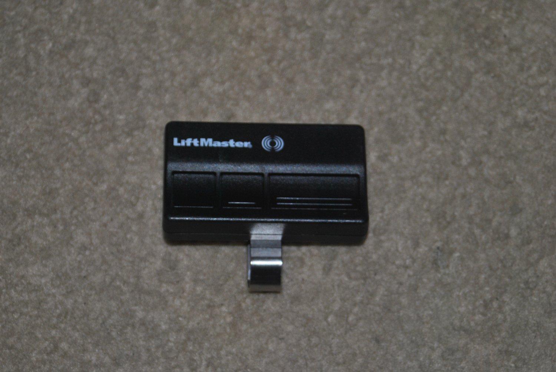Liftmaster Chamberlain 373LM 3-button Garage Door Remote Transmitter jun17 #9