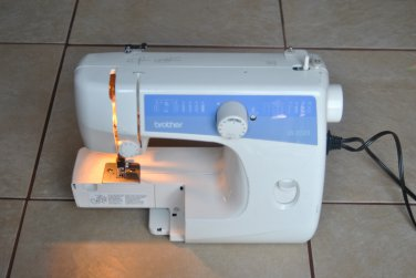 Brother LS-2125 Sewing Machine for parts or repair jul17