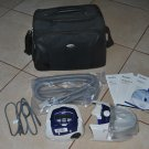 ResMed Autoset II 33129 CPAP 0 usage hrs with Humidifier never used aug17 #76