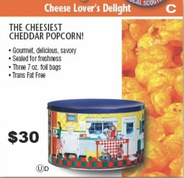 Cheese Lover's Delight