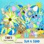 Sun & Sand (Digi Scrap Kit)
