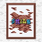 Smile - Graffiti - Printable Wall Art