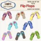 Flip Flops (ClipArt Set)