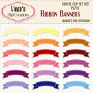 Ribbon Banners (ClipArt Set)