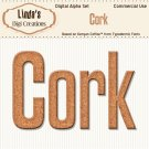 Cork Digital Alpha Set
