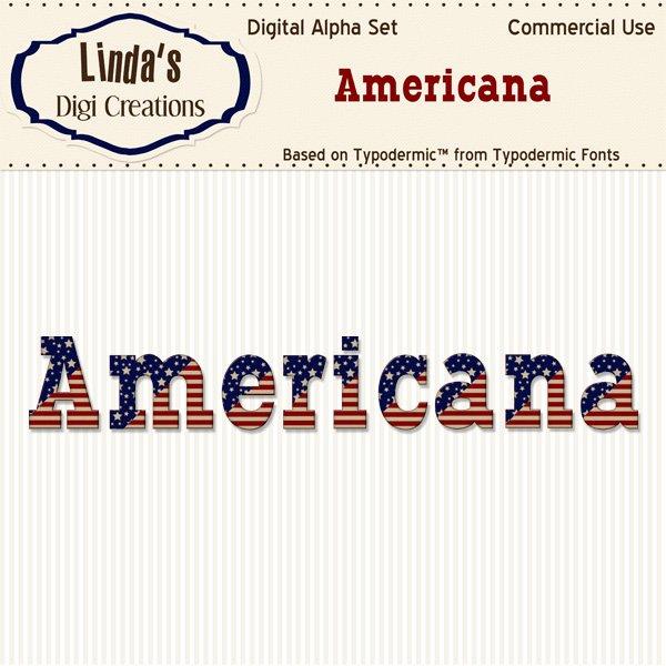 Americana Alpha Set