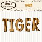 Tiger Alpha set