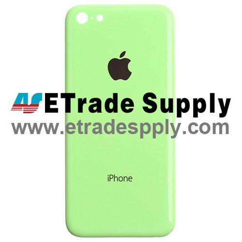 OEM Apple iPhone 5C Rear Housing - Green